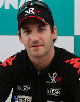 Timo Glock in 2010.