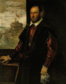 Tintoretto - A Gentleman of the Emo Family (poss. Member of the Contarini Family), c. 1565-1570.png