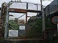 Tokaido Shinkansen Oukohchi maintenance workers slope.jpg