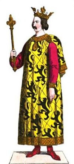 Thomas, Count of Flanders