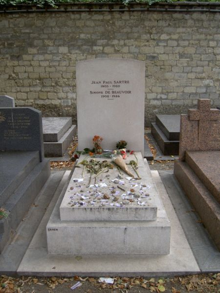 File:Tombe de Sartre et Beauvoir.jpg