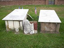 Tombs of Frederick Frelinghuysen and Frederick Frelinghuysen Jr.jpg