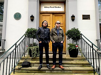 Tony Waddington and Dan Donovan at Abbey Road Studios Tony Waddington & Dan Donovan at Abbey Road Studios.jpg