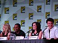 Torchwood panel at 2011 Comic-Con International (5983729870).jpg