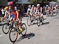 Tour of California 2010, Chris Horner Visalia Peloton (5673905688).jpg