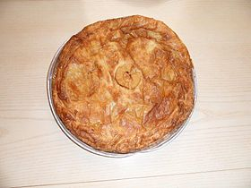 Image illustrative de l'article Tourtière (Gascogne)