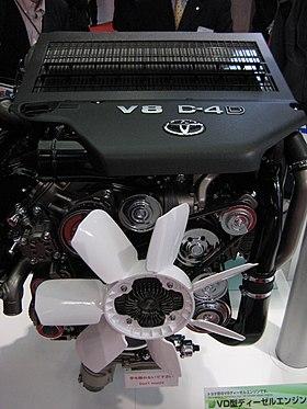 Landcruiser 100 Series Petrol To Diesel Conversion