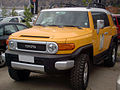 Toyota FJ Cruiser Limited 2007 (15084786681).jpg