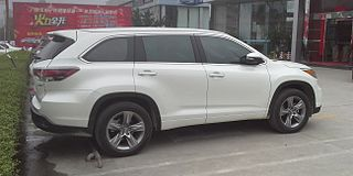 Toyota Highlander XU50 02 China 2016-04-01