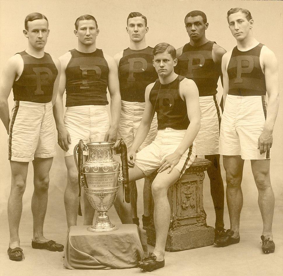 Track (men%27s), 1907 ICAA point winners UPenn