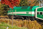 Trainspotting GO train -440headed by MPI MP40PH-3C -615 (8123532450).jpg