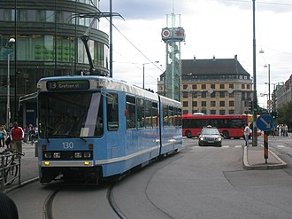 Oslo Sporveier - The SL79 trams were ordered in 1979 after the decision to keep the tramway.
