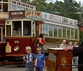 Tram No. 10, Beamish Museum, 21 August 2010.jpg