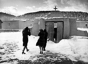 Las Trampas, New Mexico - Image: Trampas 43