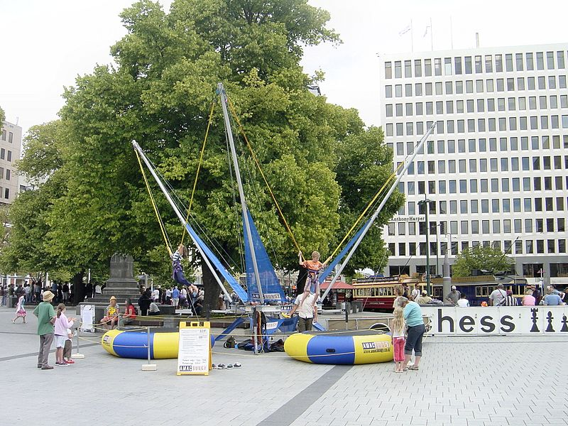 File:Trampolining in Cathedral Square, Christchurch, NZ (4279333101).jpg