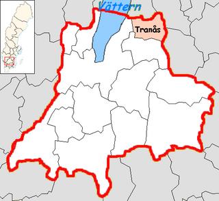 Tranås Municipality Municipality in Jönköping County, Sweden