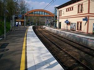 Saint-Nom-la-Bretèche - Forêt de Marly Station - The GC station