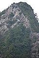 Trekkers climbing up Mount Yuanzui.jpg