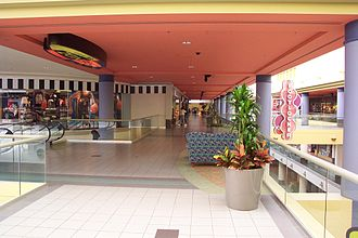 Southdale Center - The former Trendz on Top area located on the third level
