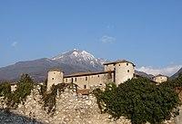 Trento-Mattarello-Torre Franca-southwest.jpg