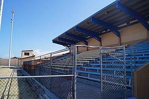 Trinidad Stadium - Image: Trinidad Stadium Aruba Stands 1