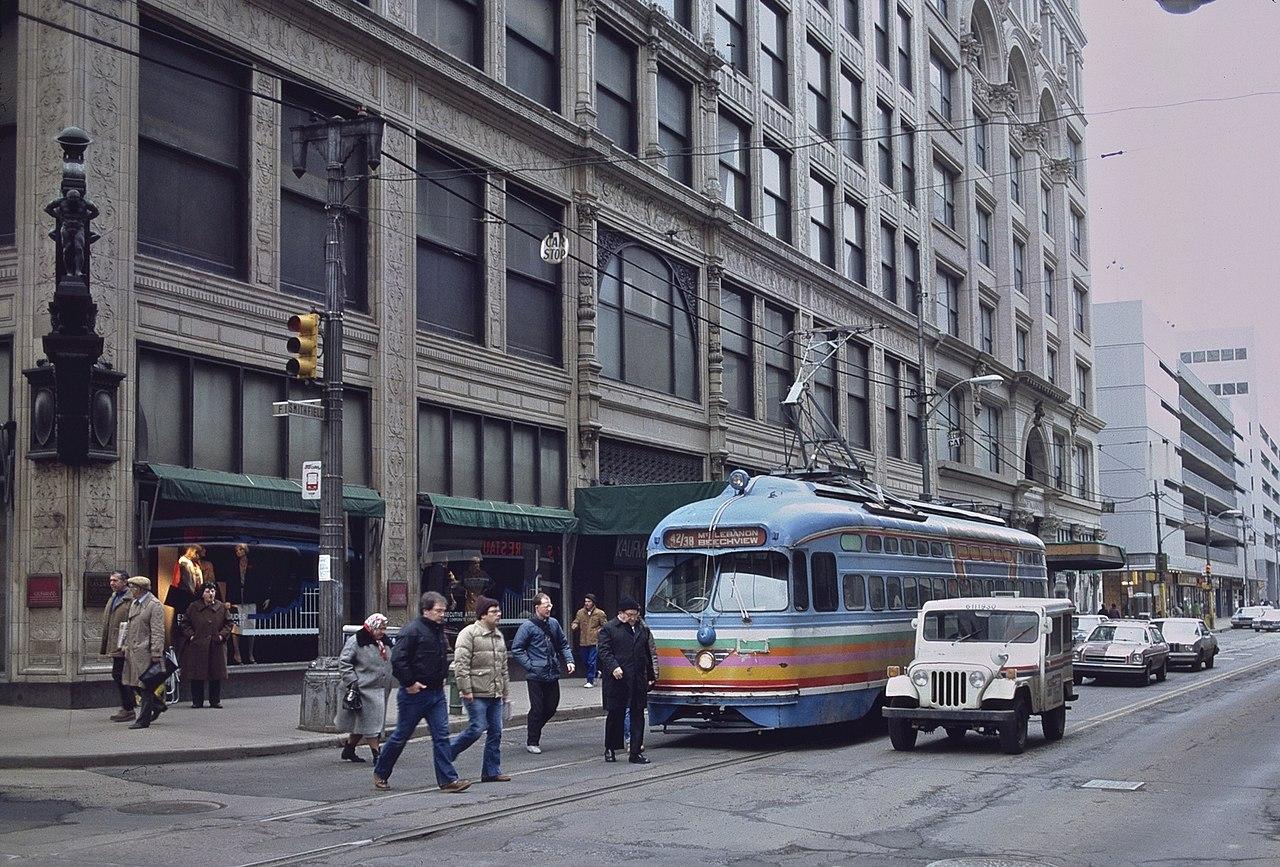 Downtown Philadelphia Car Rental