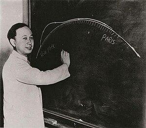 Qian Xuesen - Image: Tsien Hsue shen