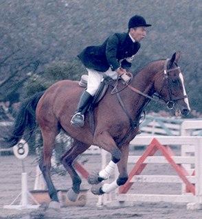 Tsunekazu Takeda Japanese equestrian