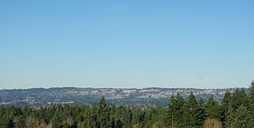 Tualatin Mountains from Sexton Mountain close - Oregon.JPG