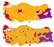 Turkish election Parliament, 2018 map.png