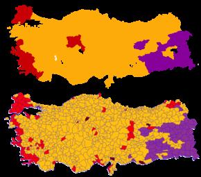 Tyrkisk valgparlament, 2018 map.png