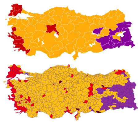 Tyrkisk valgparlament, 2018 map.png
