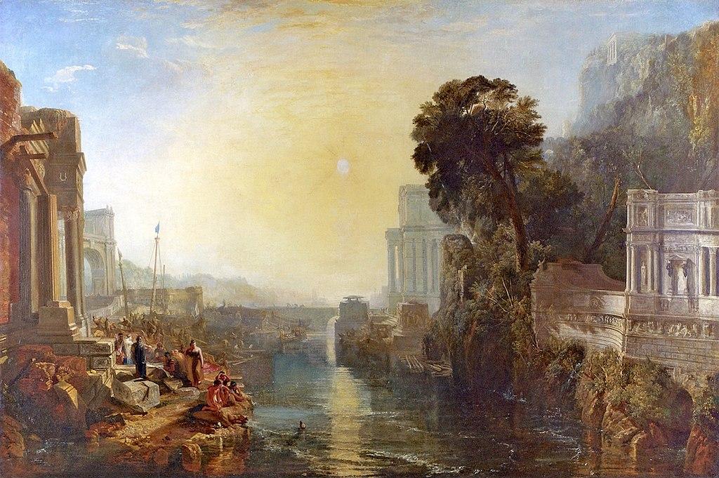 Turner Dido Building Carthage