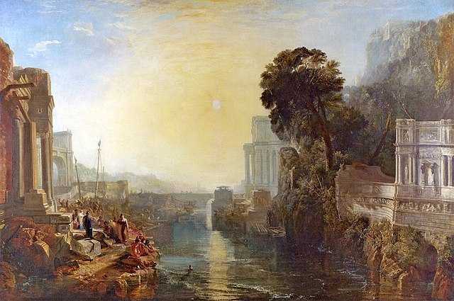 Dido Building Carthage - J.M.W. Turner