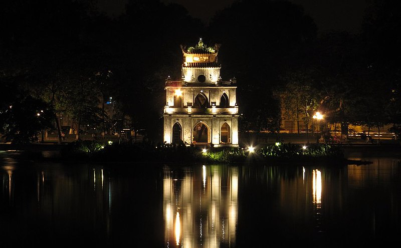 Tập tin:Turtle Tower by night.jpg