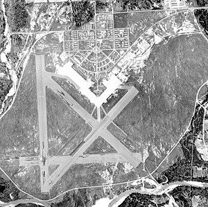 Sharpe Field - Tuskegee Army Airfield - 27 February 1950
