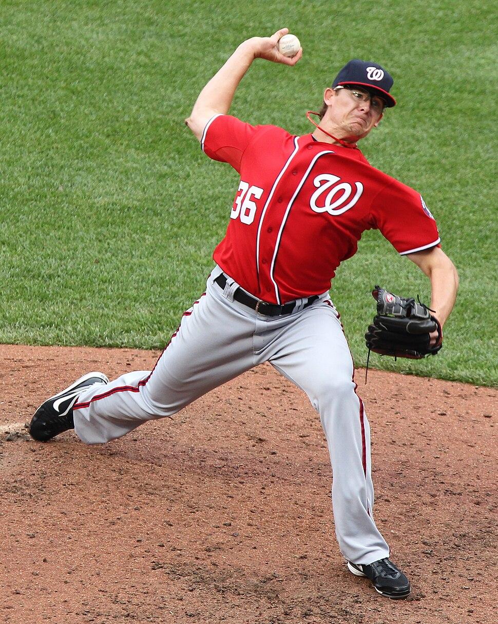 Tyler Clippard 2011