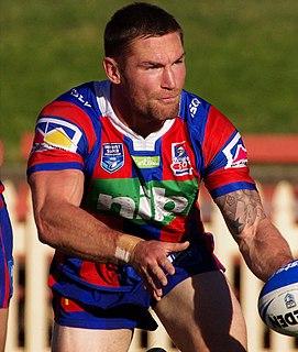 Tyler Randell Australian rugby league footballer