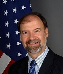 U.S. Ambassador to the Republic of Suriname John R. Nay official photo.JPG