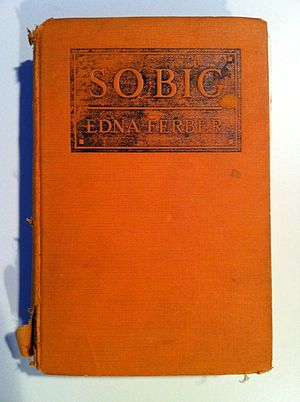 So Big (novel) - First edition (publ. Grosset & Dunlap, 1924).