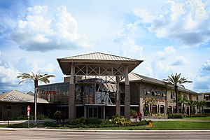 Fairwinds Credit Union - The FAIRWINDS Alumni Center at UCF