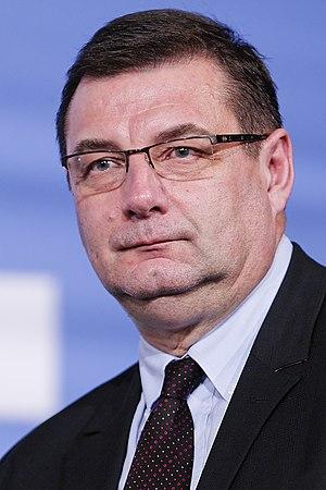 Jean-François Lamour - Image: UMP regional elections Paris 2010 01 21 n 3