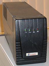 Schema Elettrico Gruppo Di Continuità Per Pc : Gruppo di continuità wikipedia