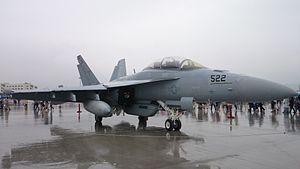 VAQ-135 - EA-18G (No.166942) of VAQ-135.