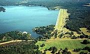 USACE Okatibbee Lake and Dam