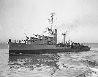 USS Lamson (DD-367) - USS Lamson (DD-367)
