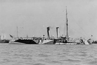 USS <i>Cincinnati</i> (C-7)