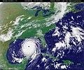 US Navy 050828-O-0000X-001 GOES-12 Satellite Image of hurricane Katrina.jpg