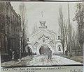 Ukraine, Kiew, Tor des Prokowsk, Vermittlerklosters, Foto 1918.JPG