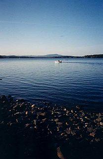 Umbagog Lake lake in Coos County, New Hampshire